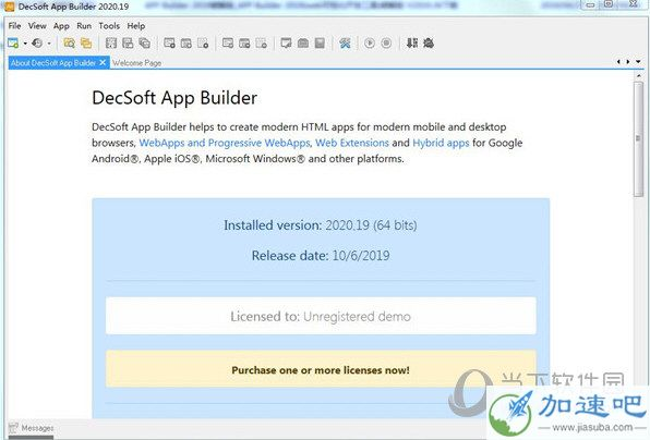 《Builder》DecSoft App Builder V2021.2 专业破解版