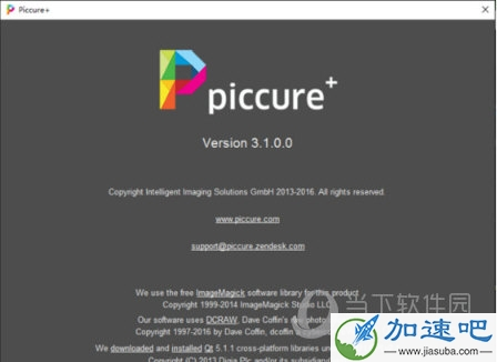 piccure for photoshop破解版